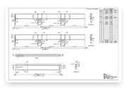 Shop Drawings Services,  Steel Shop Drawings Detailing Services