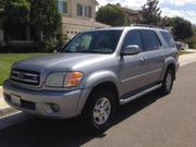 Toyota Sequoia 182000 miles