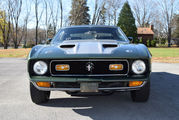 1971 Ford Mustang Ram-Air 4 Speed Matching Numbers